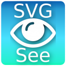SVG See icone